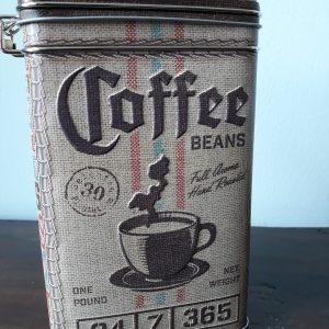 Voorraadblik koffie Clip Top