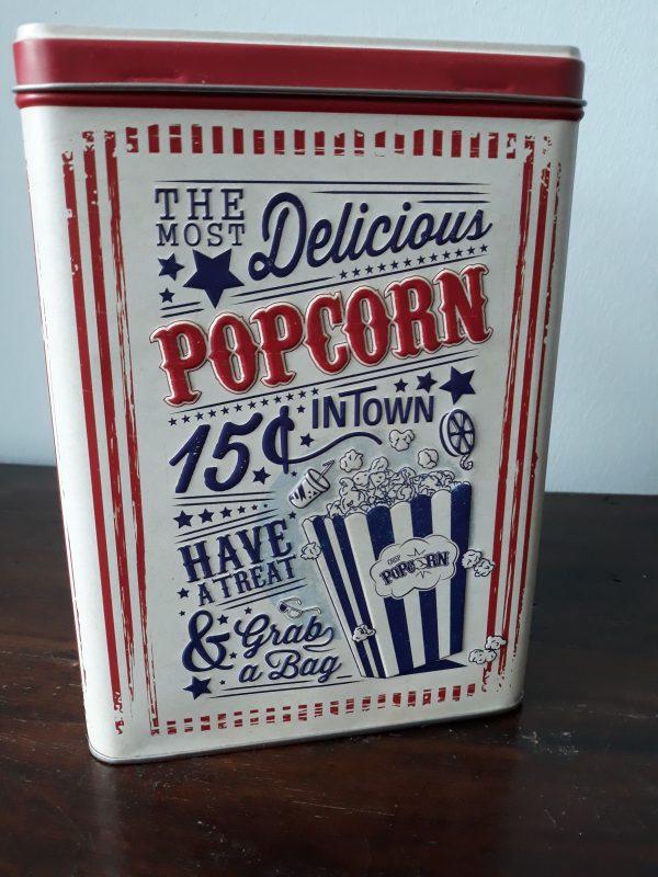 bewaarblik popcorn nostalgic art