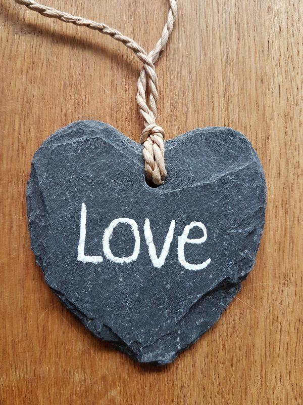 Hartje van Leisteen - LOVE