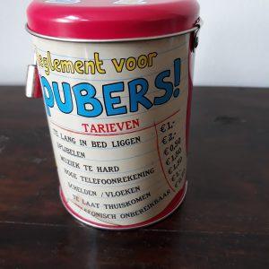 Spaarpot voor Pubers