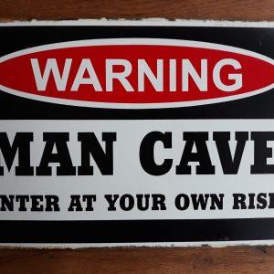 MAN CAVE & Kroeg