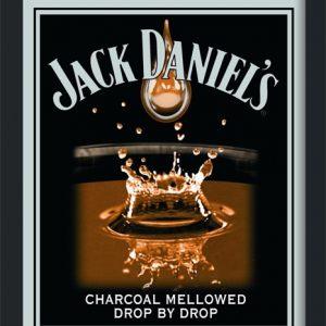 Spiegel - Jack Daniel's Whiskey