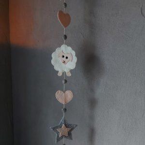 Slinger van Vilt – Handgemaakt – Meisje