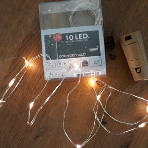 Bottle Light - Flesdop LED lichtsnoer