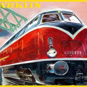 Locomotieven & Treinen