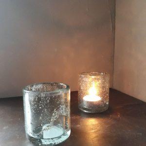 Sfeerlicht van glas 7cm – Brynxz