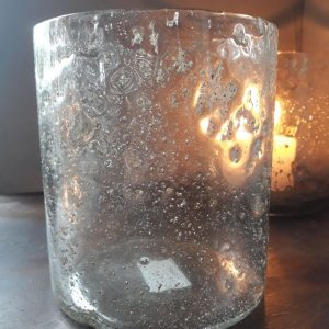 Sfeerlicht van glas 15cm – Brynxz