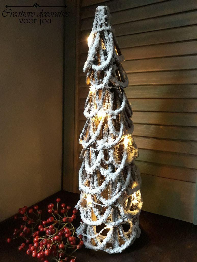 Countryfield kerstboom led