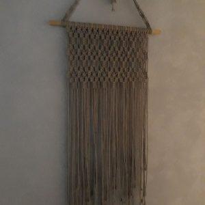 Macramé – wandhanger – Orvelte – handgemaakt